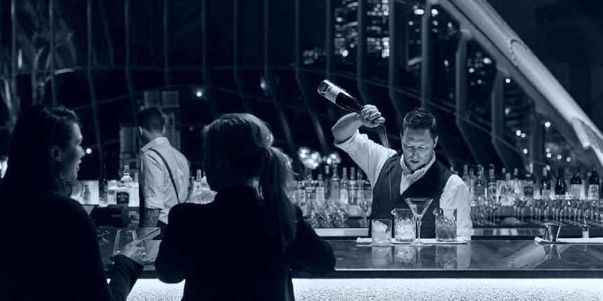 trade show bartenders London