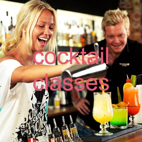 London cocktail making classes