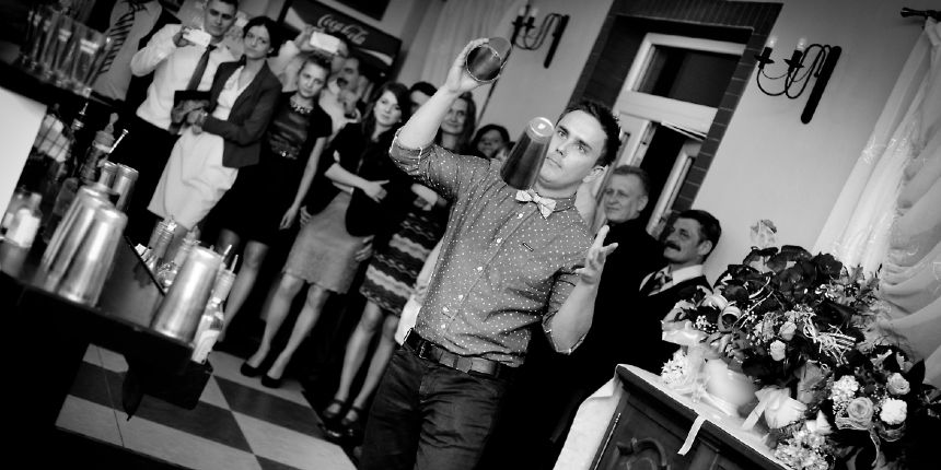 flair bartenders for hire London