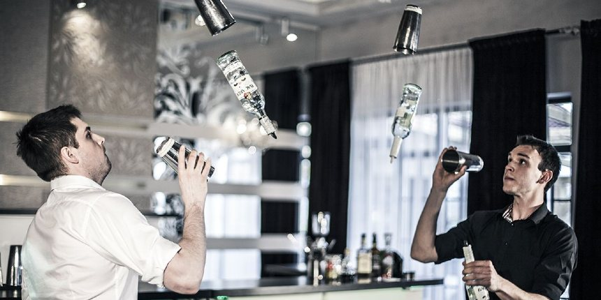 Picture of Flair Bartenders