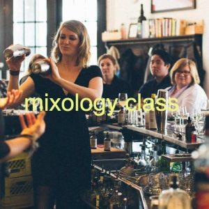 private mixology class London